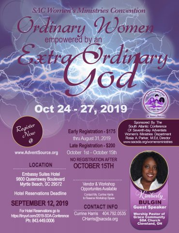 SAC Women's Ministries Convention